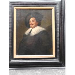 H.S.P. de chêne , portrait...